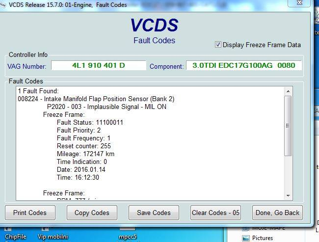 P2015 Code Repair Bracket Set For V6 Tdi Www Dieselgeek Com