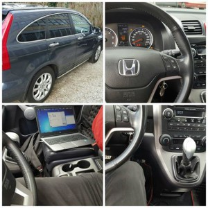 Honda CR-V 2.2CDTI dpf off egr off remap chip tuning