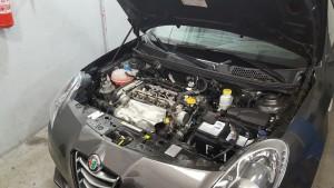 Alfa Romeo Giulietta 1.6jtdm chip tuning